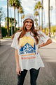 Mumu Ski Club Graphic Airport Tee