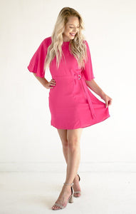 All Occasions Dress Dresses Do + Be Small Pink