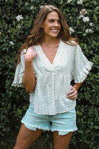 Bluebell Top Tops Lovestitch Small Natural