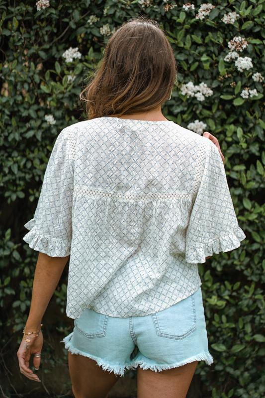Bluebell Top Tops Lovestitch