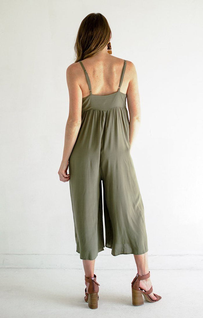 Fawning Over You Jumpsuit Jumpsuits Everly