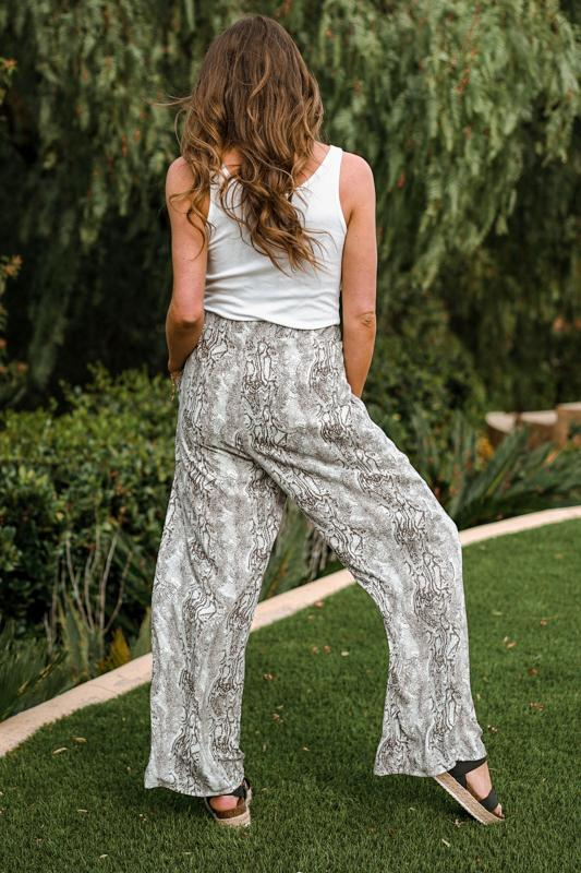 Python For Days Beach Pants