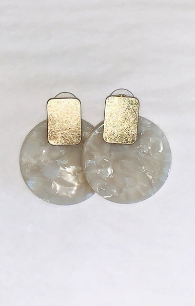 Golden Gate Earrings Jewelry Dakotas Boutique