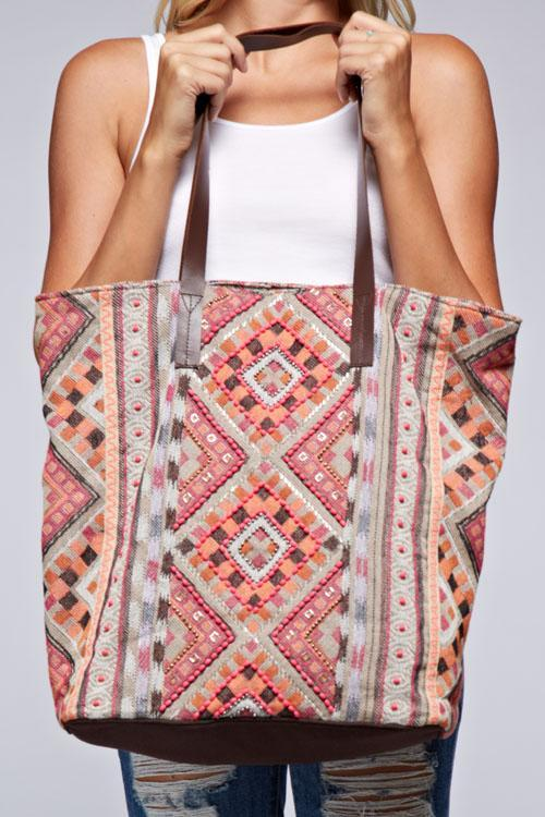 Hobo Moroccan Bag