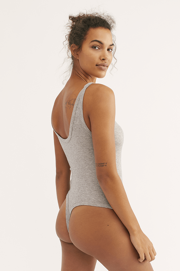 Free People B Side Bodysuit