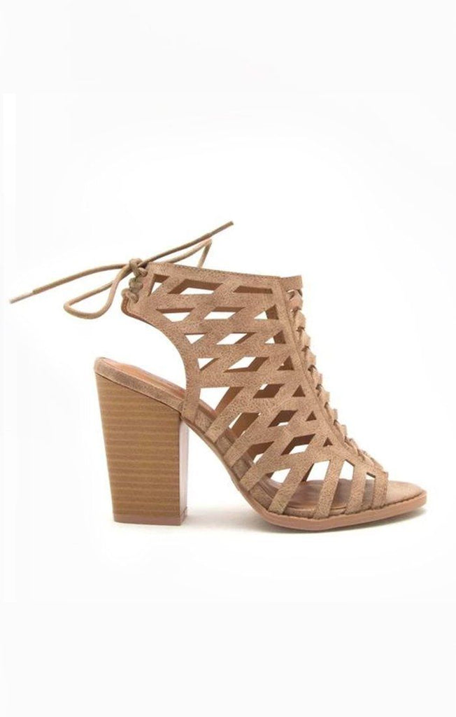 Georgia Gladiator Heel