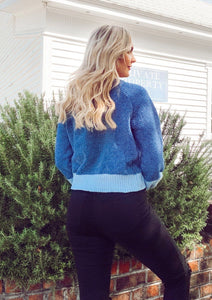 Baby Blues Sweater Sweaters LE LIS