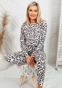 Nala Leopard Lounge Top Process Fornia
