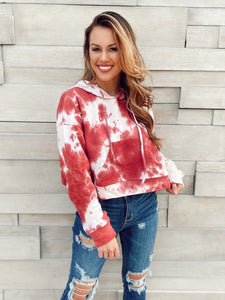 Cola Tie Dye Comfy Top Process LE LIS