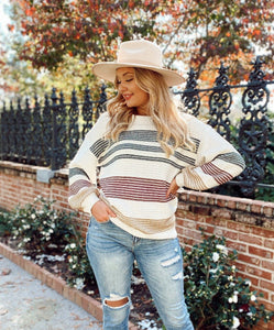 Changing Colors of Fall Sweater Sweaters EE:some