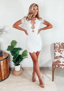 Looking For Lace White Dress Dresses Storia