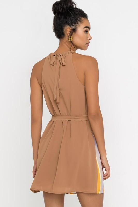 Chic As Can Be Dress