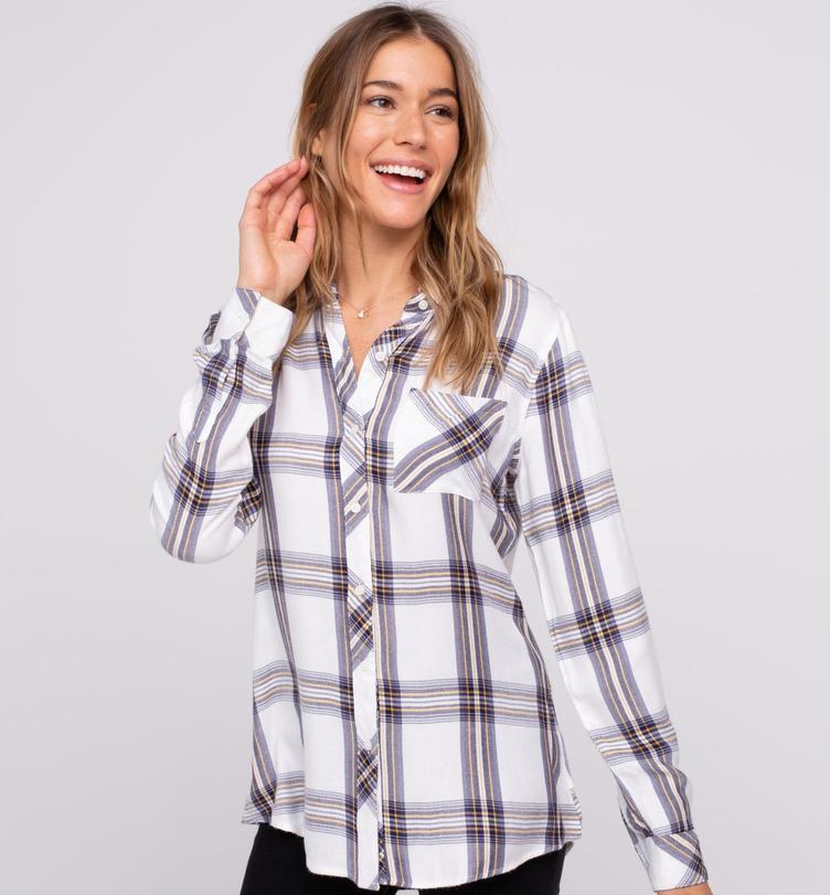 Niki Plaid Shirt