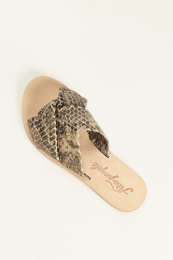 Free People Rio Vista Slide Sandal