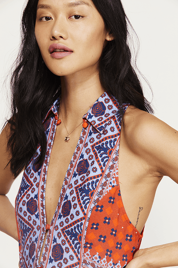 Free People Charlotte Sleeveless Top
