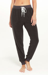 Z Supply Black Comfy Brushed Jogger Z Supply Z Supply