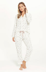 Z Supply Dream State Vino PJ Set