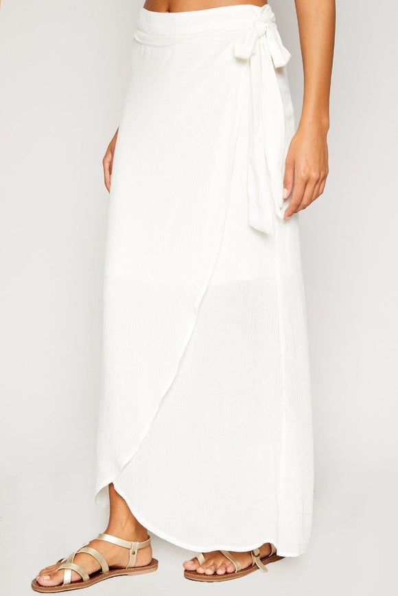 Bellflower Maxi Skirt