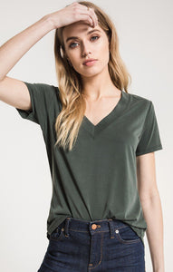 Z SUPPLY LUX MODAL DEEP V NECK Z Supply Z Supply