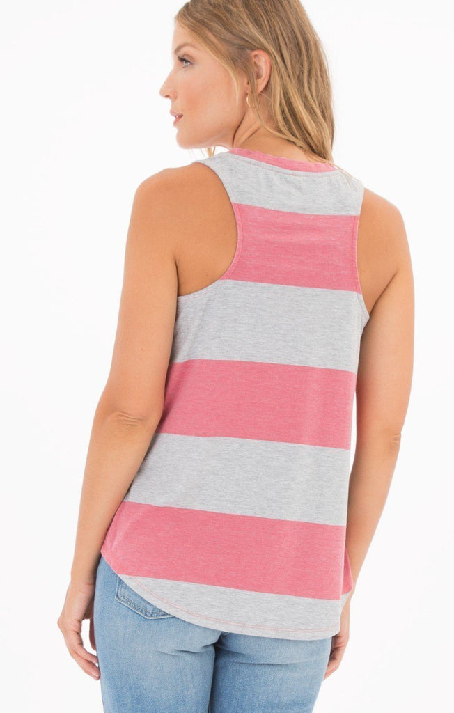 Z Supply Venice Racer Tank