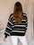 Trendsetter Striped Sweater