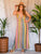 Huntington Beach Yellow Maxi Dress
