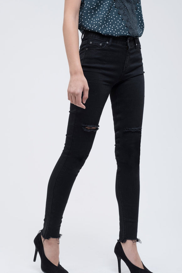LA Black Denim