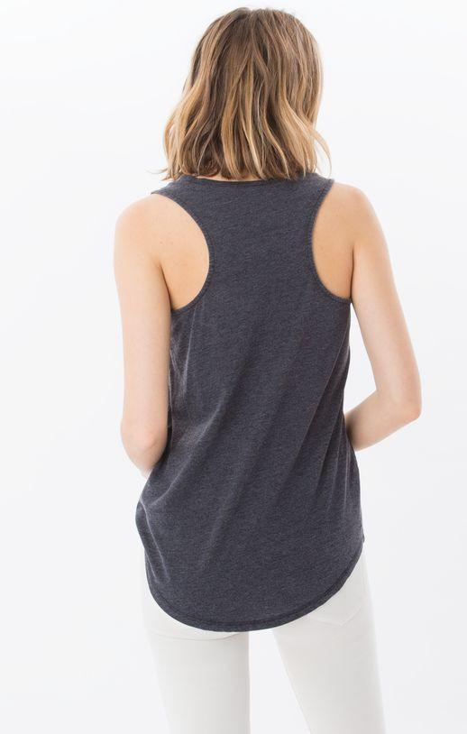 Pocket Racer Black Tank