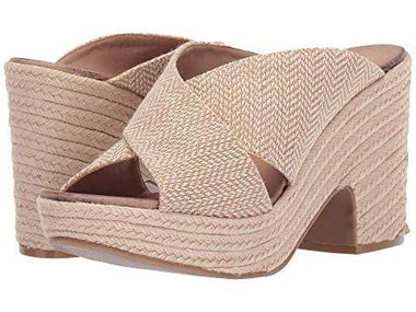 Quay Natural Woven Shoes Chinese Laundry