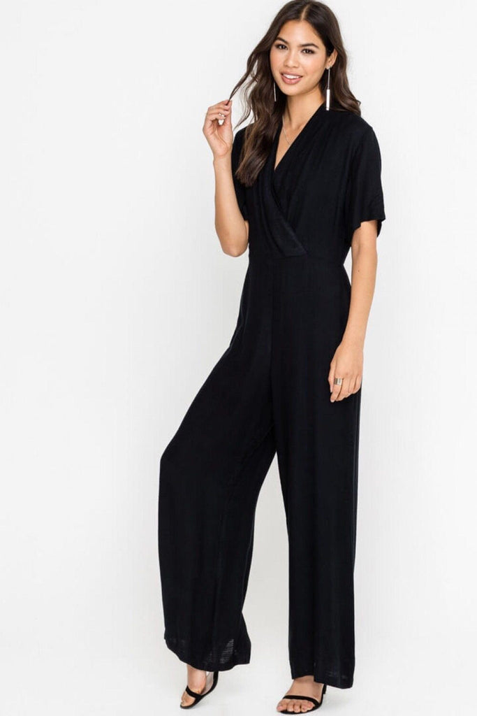 Writer's Block Jumpsuit