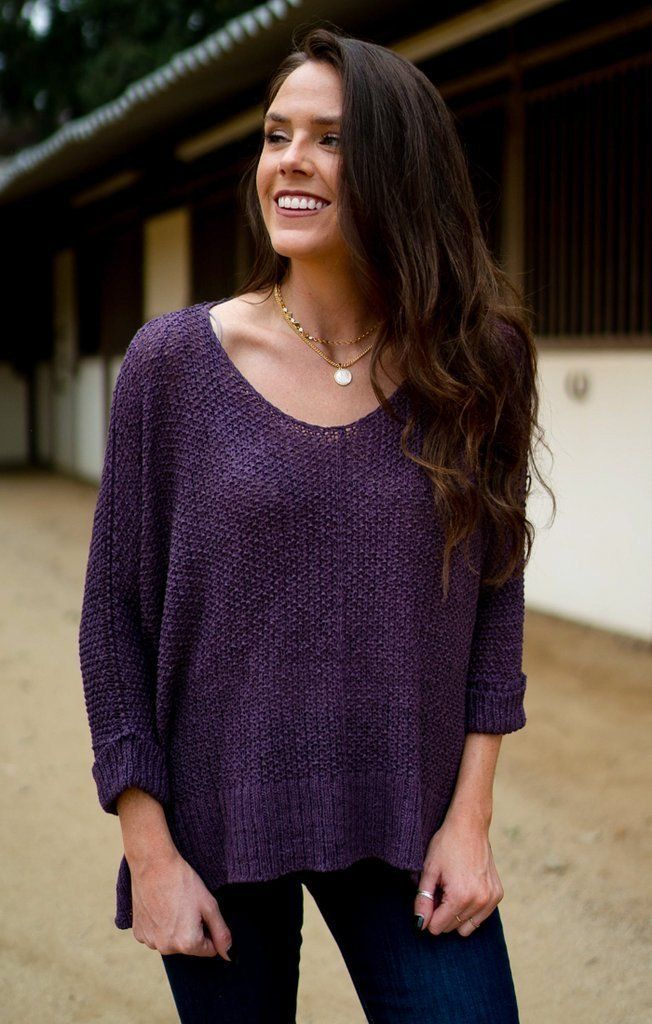 Pull Me Over Knit Sweater Sweaters Wishlist