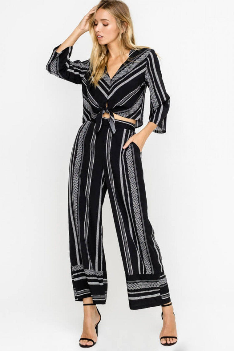It's Happening Stripe Pants