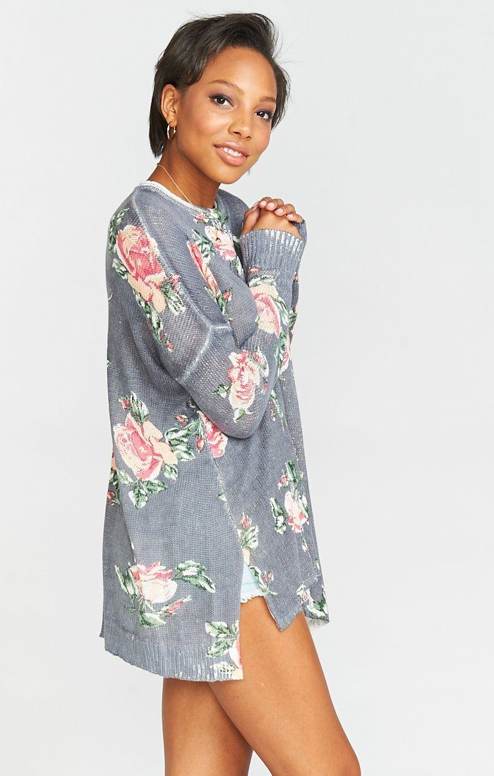 Mumu Bonfire Sweetheart Sweater