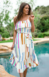 Rainbow Colors Dress Dresses Lovestitch