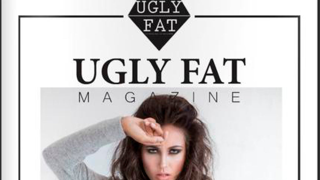 "RackBuddy i UGLY FAT MAGAZINE - ""Getting Your Shit Together"""