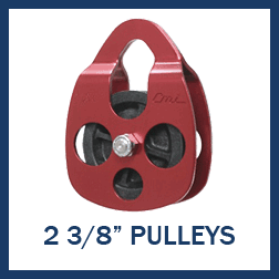 "Original 2 3/8"" Pulleys"