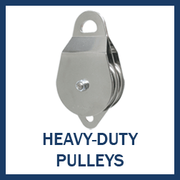 Heavy Duty Pulleys