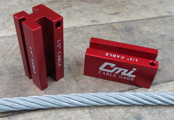 Cable Gage