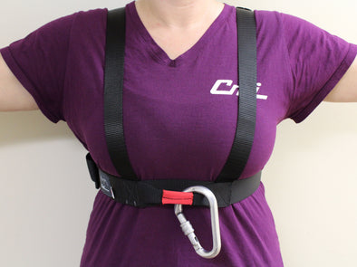 HAR37 (Program Chest Harness w/ rear tie in point)