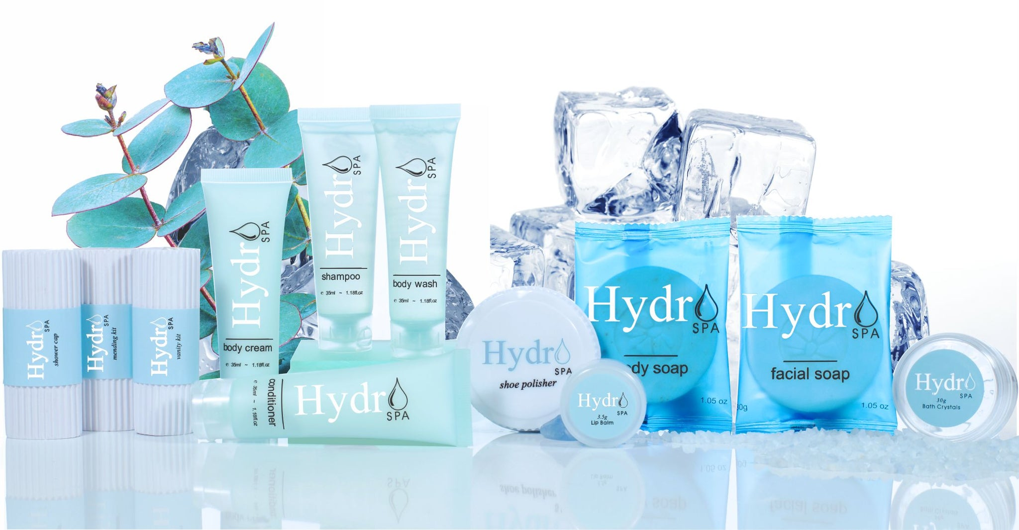 Guest Room amenities Hydro Spa