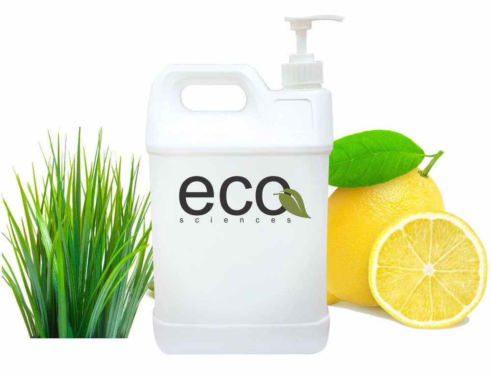 ECO Sciences Bulk Body Wash 5L jugs $31.00 each or less (1 per case) - Canadian Hotel Supplies