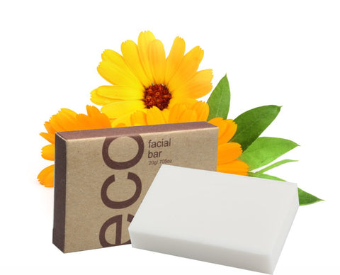 Hotel Soap ECO Sciences Facial Bar  20g (100 per case) As low as 19¢ each!