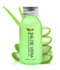 Hotel Bath & Shower Gel ESA 38ml (100 per case) As low as 29¢ each! - Canadian Hotel Supplies