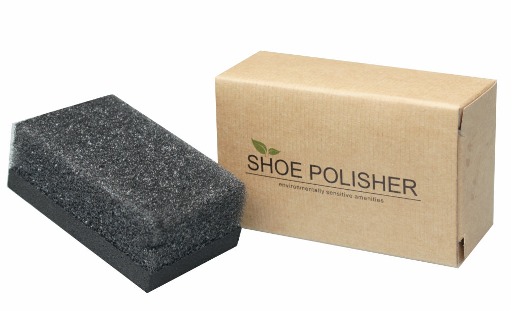 Hotel Shoe Polisher ECO Sciences (100 per case) As low as .17 cents each! - Canadian Hotel Supplies