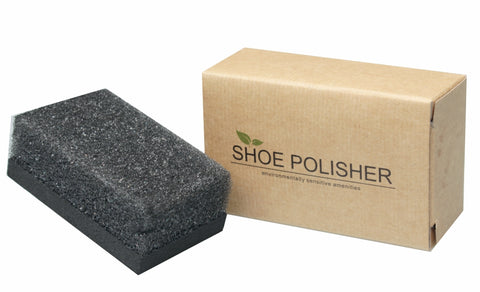 Hotel Shoe Polisher ECO Sciences (100 per case) As low as .17 cents each!