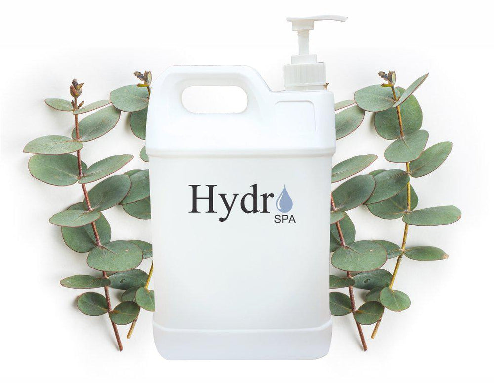 Hydro Spa Bulk Body Wash 5L jugs $31.00 each or less (1 per case)