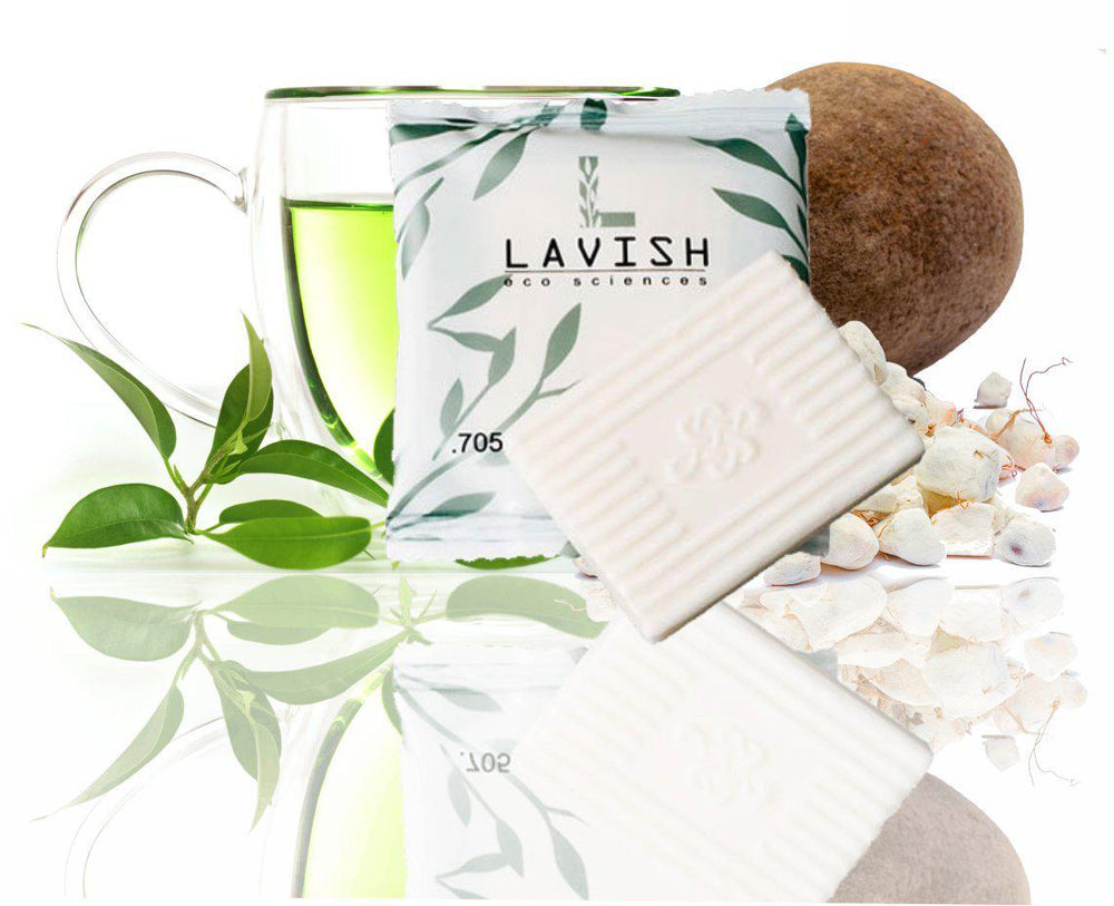Hotel Soap LAVISH Facial Bar 20g (100 per case)