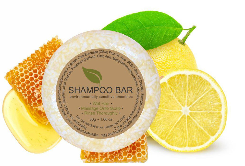 Hotel Shampoo Bar (50 per case)