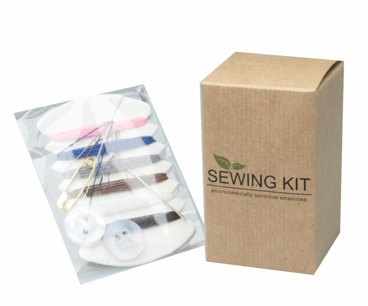 Hotel Mending Kit Sciences (100 per case) As low as 17¢ each!