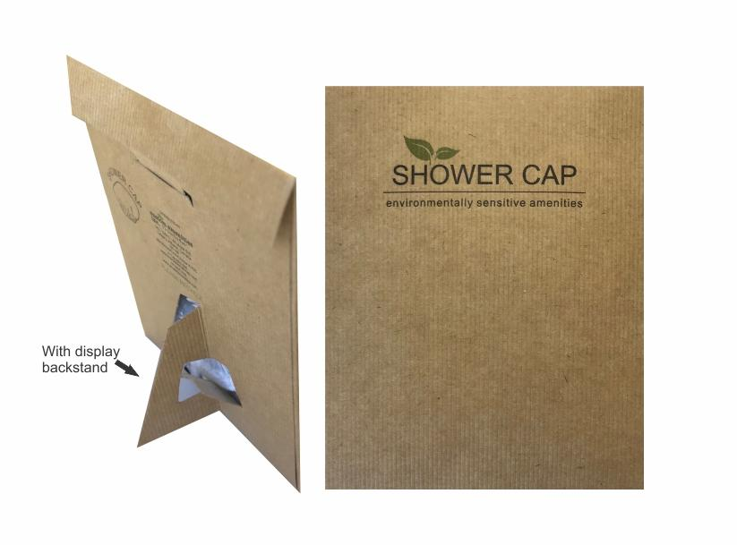 Hotel Shower Cap (100 per case) 24¢ each or less! - Canadian Hotel Supplies